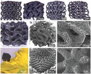 弗吉尼亚理工大学与LLNL 实现高分辨率、复杂石墨烯结构的3D打印