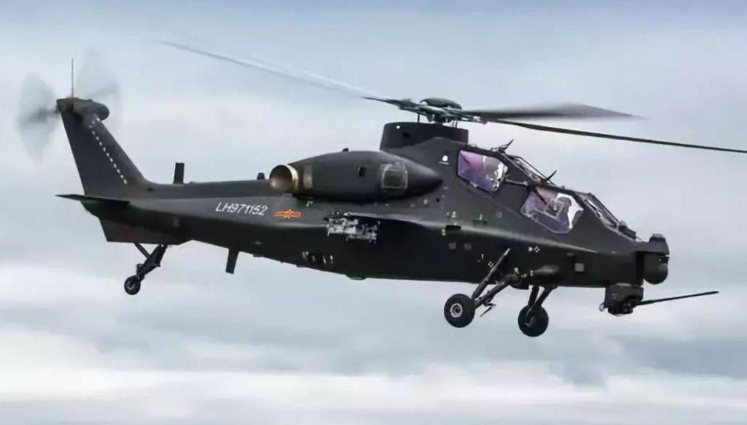 中国武装直升机或已装备石墨烯复合装甲 强度是钢的100倍!