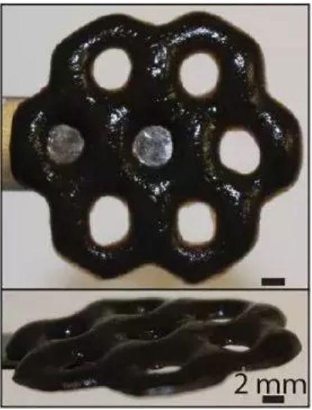 """海藻酸盐+氧化石墨烯=新型""""智能""""材料"""