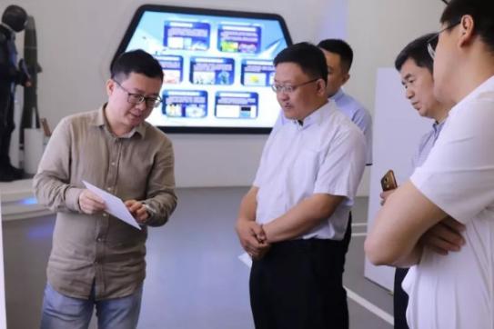 山东凯发体育app苹果手机烯将再添助力,济宁与BGI初步达成合作共识