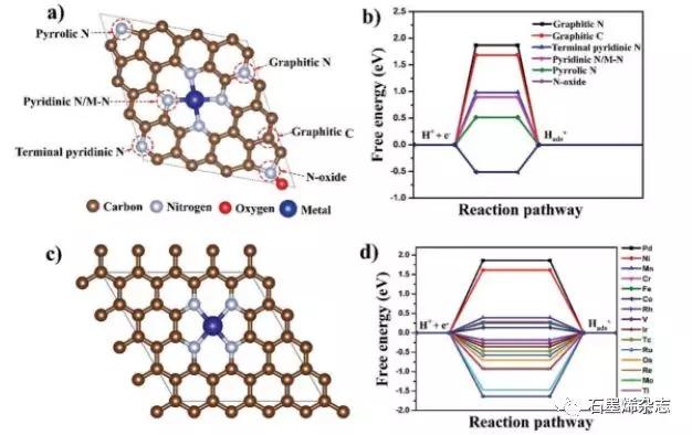 香港科技大学Zhengtang Luo课题组--合理设计石墨烯支持的单原子催化剂用于析氢反应