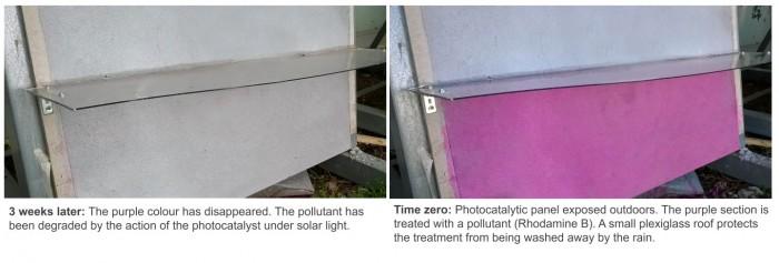 科学家研发石墨烯钛催化剂 为能净化空气的混凝土奠定基础